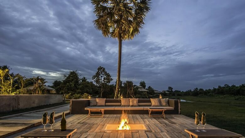 Romantic Cambodia: glamping at Angkor