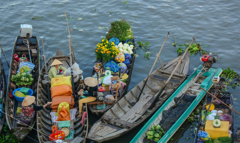 Explore The Famous Mekong Area