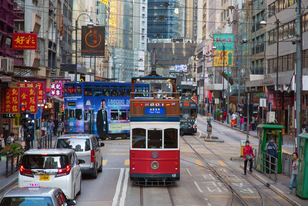 The Perfect Weekend Escape: Travelling To Hong Kong