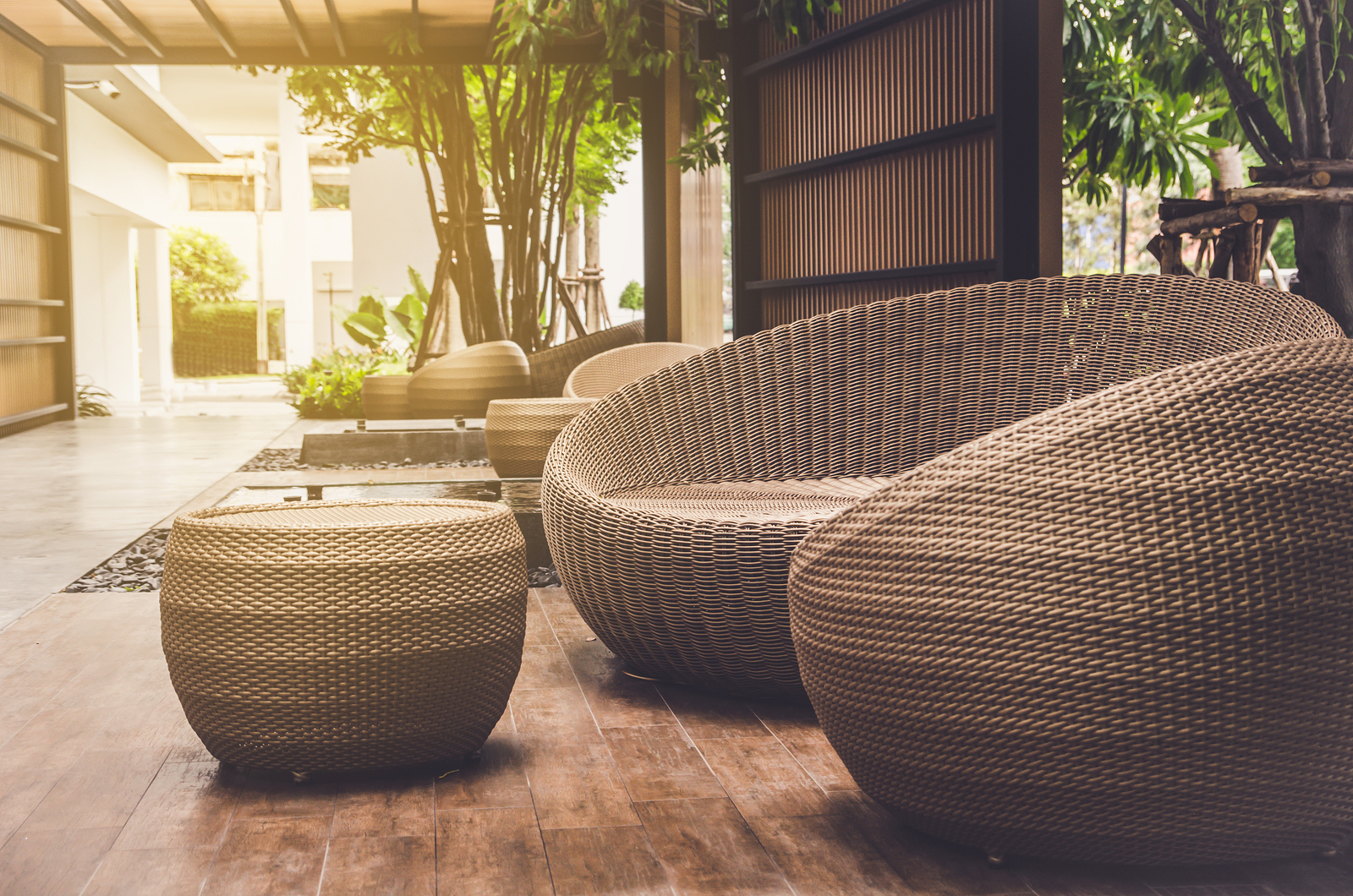 Outdoor furniture, rattan, interior, lounge set, saigon, ho chi minh city, grapevyne