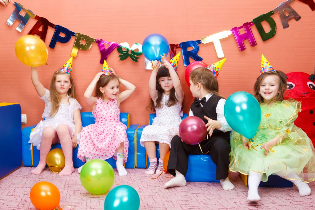 Let's Celebrate! Top Places For Your Saigon Kid's Party