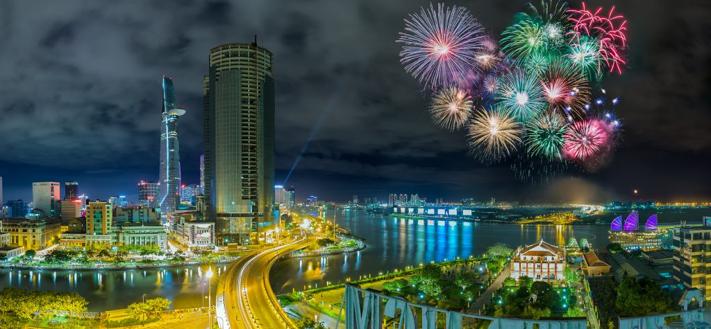 Where To Watch Tet Fireworks And Flower Markets In Ho Chi Minh
