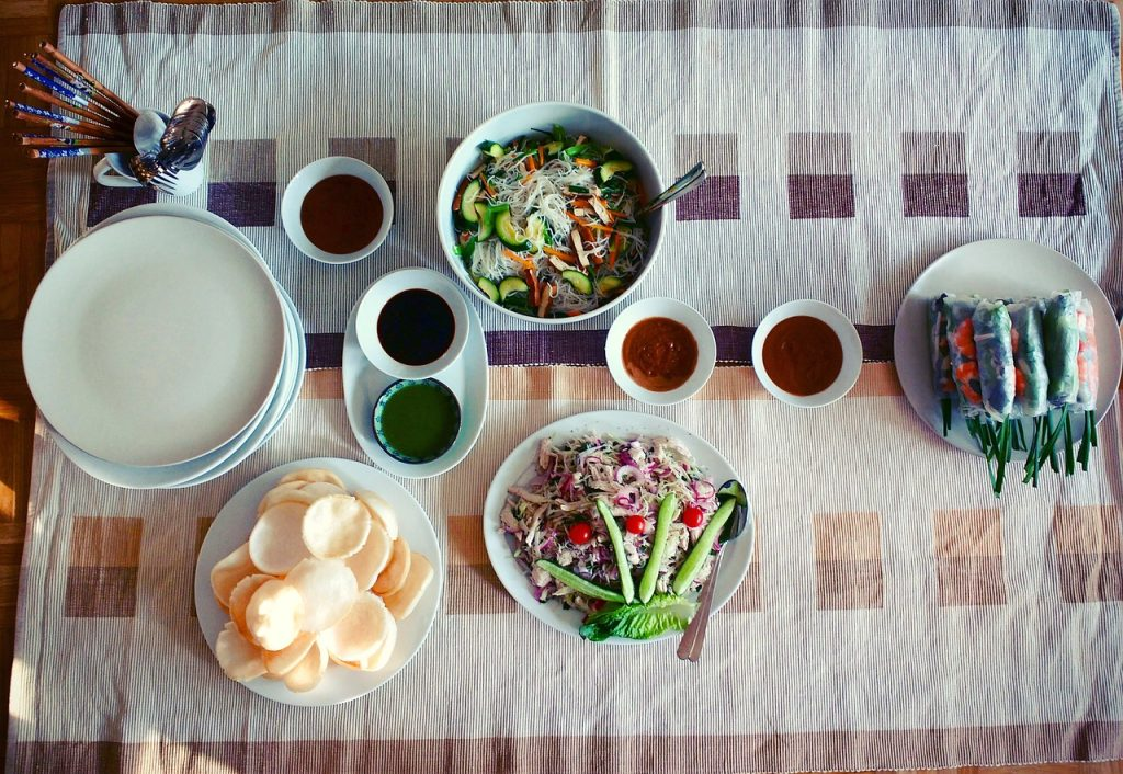 Dish It Up! Great Lunch Places in Saigon