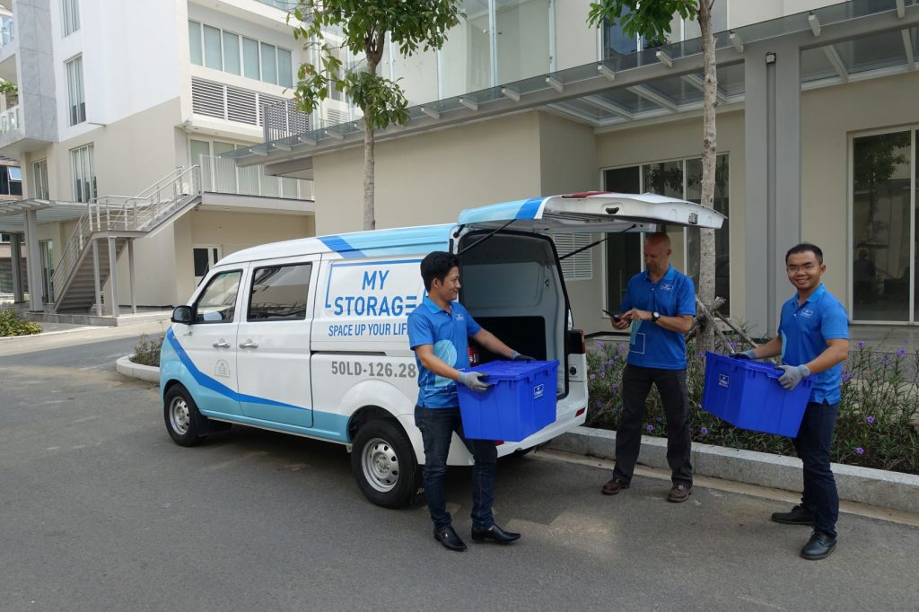 Best Storage In Ho Chi Minh City? MyStorage!