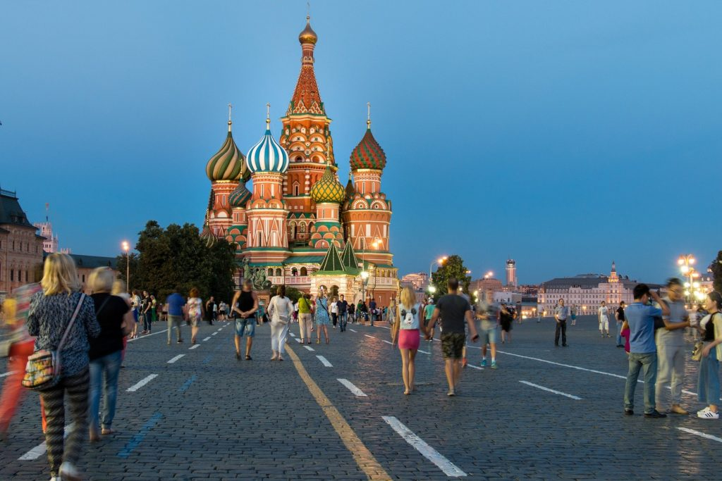 City Trip: Traveling To Exciting Moscow